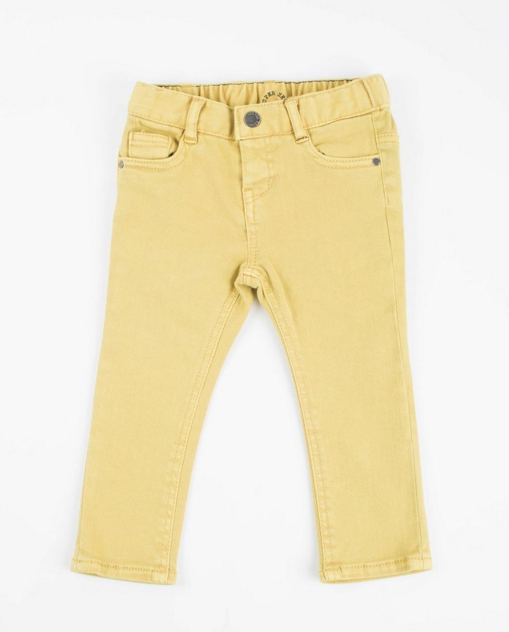 Senfgelbe Jeans  - skinny Schnittform - JBC